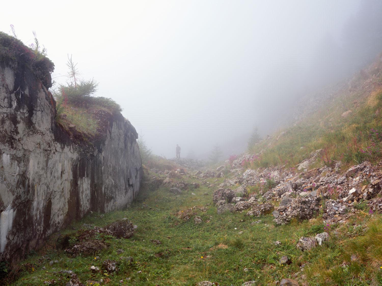 Diario di guerra: Forte Zaccarana